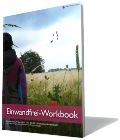 EinwandFrei-Arbeitsbuch - für ein sorgenfreieres Leben